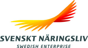 Svenskt Näringsliv logo - Social Zense