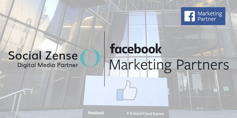 Facebook Marketing Partner Social Zense Sverige