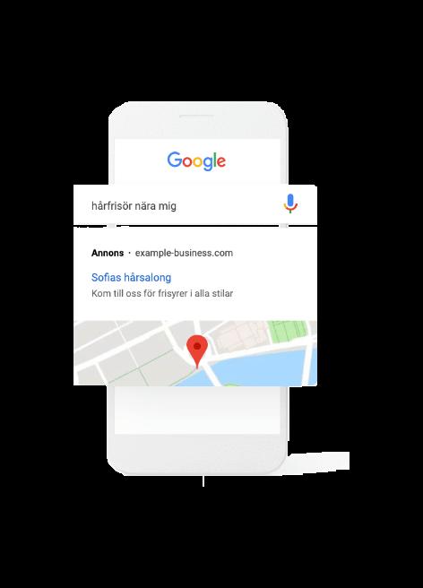 Sökordsannonsering Google Ads