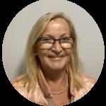 Marita Uhlbäck head of finance Social Zense