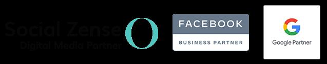 Social Zense logo